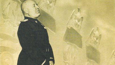 Mussolini v kině