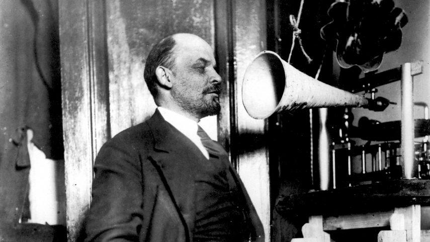 Uljanov, nebo Lenin?