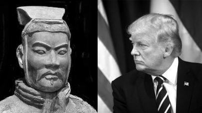 Donald Trump – žák Mistra Suna?
