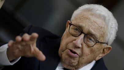 Kdo je Henry Kissinger?