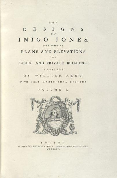 (The Designs of Inigo Jones)