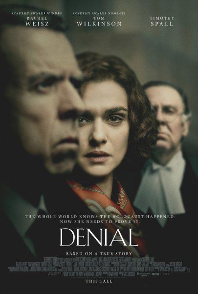 Popírání holokaustu (Denial), 2016, režie Mick Jackson.