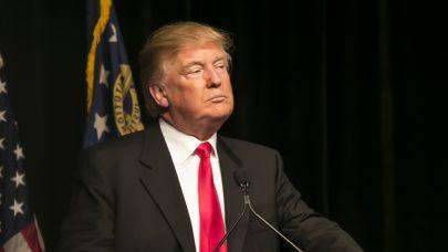 Donald Trump jako Drsný Harry?