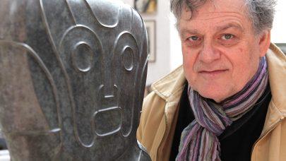S Jaroslavem Rónou o sochách, malbě, životě a současném umění