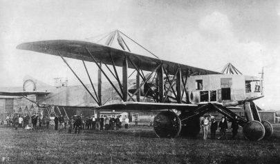 Slesarjevův Svjatogor v roce 1917. Zdroj: Wikimedia Commons.