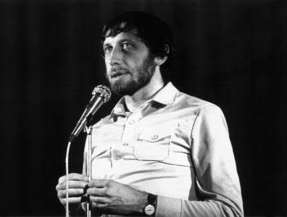 Jan Vodňanský ve druhé půli sedmdesátých let. Foto: Archiv J. V.