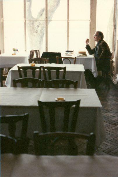 Petr Král, začátek devadesátých let.