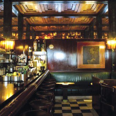 Adolf Loos: Kärntner bar, 1909. Zdroj: Wikimedia Commons. (obr. 26b)
