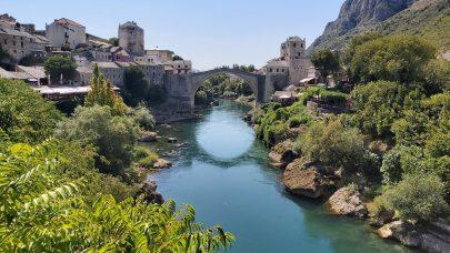 Bosna a Hercegovina – rozdělená země i společnost