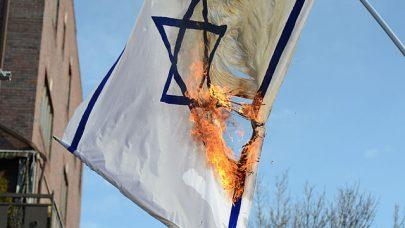Izrael, antinacionalismus a nenávist