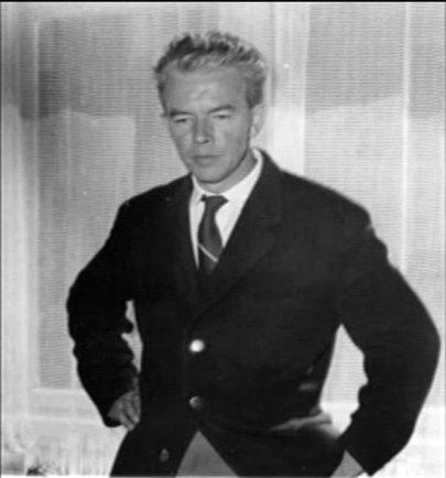 Jan Novák v Brně, asi 1966.